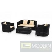 Renava Maui - Modern Patio Sofa Set