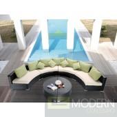 Renava Islay - Modern Sectional Patio Sofa Set