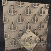 TexturedSurface 3d wall panel TSG238