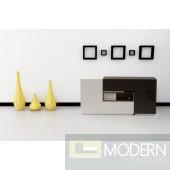 Modrest Puzzle Modern 2-Tone Buffet