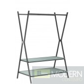 Xert Coat Shelf Gray