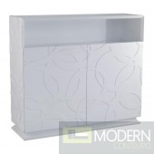 Temptation Othello Modern Glossy White Buffet