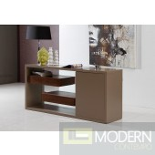 Modrest Levi - Contemporary Buffet With Floating Shelves