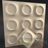 TexturedSurface 3d wall panel TSG240