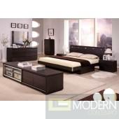 Modrest Capri Modern Bedroom Set