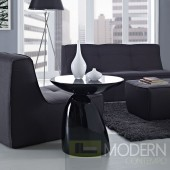 Bo Side Table black