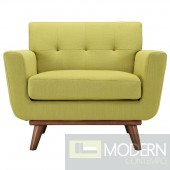 Engage Fabric Armchair Wheatgrass