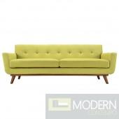 Engage Upholstered Sofa WheatGrass