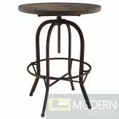 Sylvan Wood Top Bar Table BROWN
