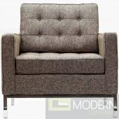 Loft Wool Armchair Oatmeal