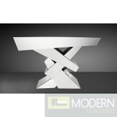 Modrest Hildago - Modern Mirrored Console Table