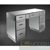 Modrest Gerona - Modern Mirrored Bedroom Vanity