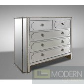 Modrest Dawson - Transitional Mirror Dresser