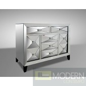 Modrest Warwick - Transitional Mirror Dresser