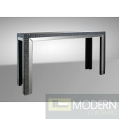 Modrest Emerson - Transitional Mirrored Console Table