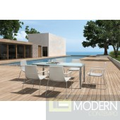 Renava H60 - Modern Patio Dining Set