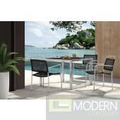 Renava H67 - Modern Patio Dining Set