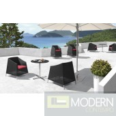 Renava H71 - Modern Patio Lounge Set