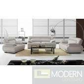 Divani Casa 3929B - Modern Leather Sofa Set