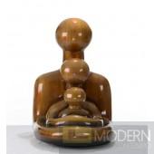 Modrest SZ0060 - Modern Bronze Family Sculpture