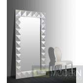 Versus Eva Silver Floor Mirror