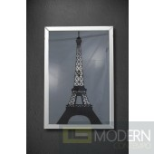 Modrest Paris Rectangular Mirrored Wall Hanging