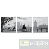 Modrest Big Ben 3-Panel Painting