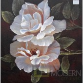 Modrest 1365 Modern Canvas Flower Painting