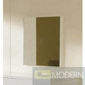 Modrest Alaska Modern White Mirror