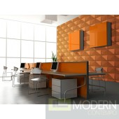 SHADE - Textured Glue on Wall 3D tiles - Box of 12