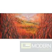 "Modrest C1491 28""x55"" Oil Painting"