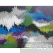"Modrest 7190 48""x60"" Oil Painting"