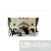 Amelia Velvet Luxury Bed