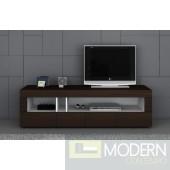 Modrest Aura - Modern Tobacco TV Stand