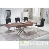 Acacia II Rectangular Convertible Coffee/Dining Table