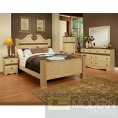 Light Color Wood Bed MCGSB43612. Free Inside Delivery for DMV metro area.