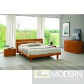 SMA  Basic - Modern Italian Cherry Bed