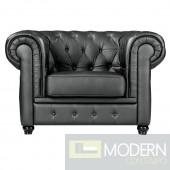 Chestfield Chair, Black