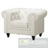 Chestfield Chair, White