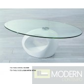 Modrest CJ-022 Modern White Coffee Table