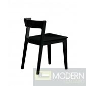 Modrest Modern Black Crow Chair