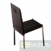 Modrest CY-72 Black Chair