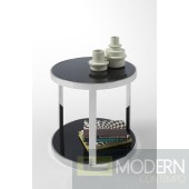 Modrest Modern Round End Table