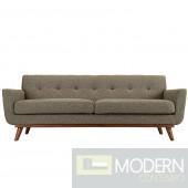 Engage Upholstered Sofa Oatmeal