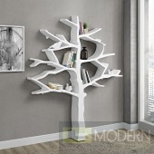 Modern Tree Bookcase