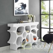 White Wander Console - Small size