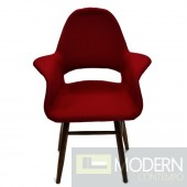 Eero Dining Chair, Red