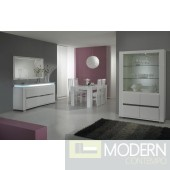 Modrest Elite - Modern White Italian Dining Table