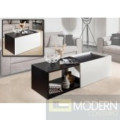 Modrest Elixir - Modern Two Tone Coffee Table