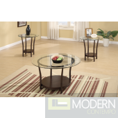 3pcs Modern Glass Top Coffee Table/ Cocktail Table Set w/ + 2 End Tables Set, Free 24 to 72 hours inside delivery DC,MD,VA